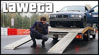 MOJE BMW E36 ZNÓW MA PROBLEM... Testuję nowe modyfikacje!