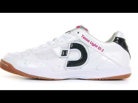 Desporte Tessa Light ID2 Pearl White And Black Futsal Shoes