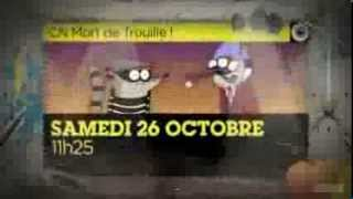 Cartoon Network France Halloween Annonce et Idents 2013