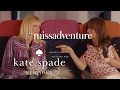 anna faris & rosie perez in #missadventure: the bumpy ride (s3, e1) | kate spade new york