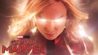 Reaction   Трейлер #1 «Капитан Марвел/Captain Marvel»