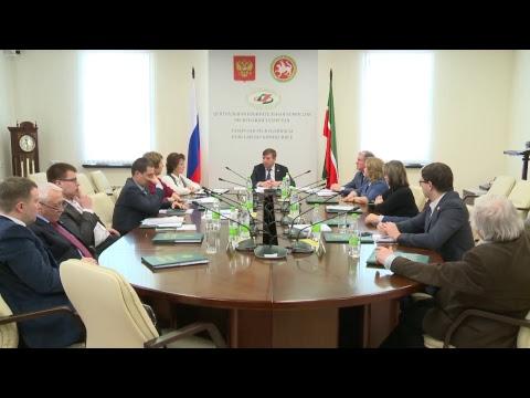 Прямая трансляция заседания № 18 Центральной избирательной комиссии Республики Татарстан