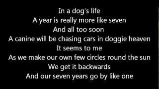 Rush-Dog Years (Lyrics)