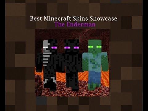 best minecraft skins showcase enderman minecraft skins