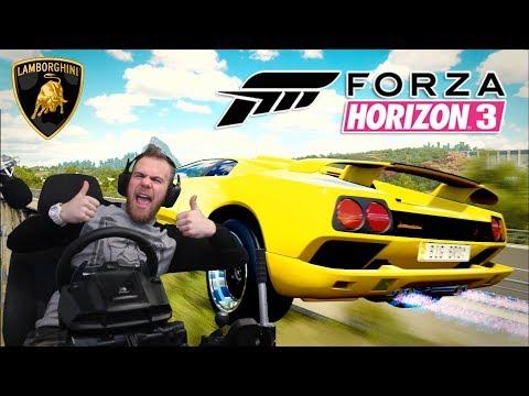 Forza Horizon 3 - Ностальгия по Need For Speed 3