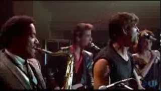 Eddie and the Cruisers - Down on my knees and Hang up rock and roll shoes