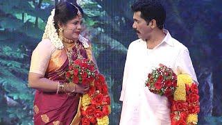 #ThakarppanComedy I One side planning, one side marriage..! I Mazhavil Manorama thumbnail
