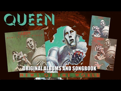 [205] News Of The World -  UK Albums and Song Book (1977)