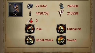 clash of kings: kvk 1255 vs 863 - deadly solo attacks with t9 🤯🤯
