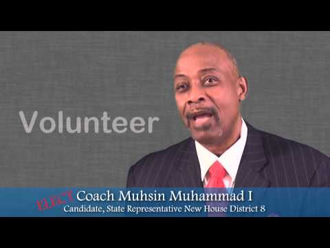 Coach Muhsin Muhammad I shares his story