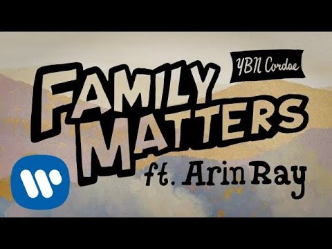 YBN Cordae - Family Matters (feat. Arin Ray) [Official Lyric Video]