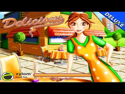 Delicious Deluxe - Full Game HD Walkthrough - No Commentary