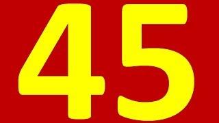 ИСПАНСКИЙ ЯЗЫК ДО АВТОМАТИЗМА. УРОК 45 ИСПАНСКИЙ ЯЗЫК С НУЛЯ ДЛЯ НАЧИНАЮЩИХ. УРОКИ ИСПАНСКОГО ЯЗЫКА
