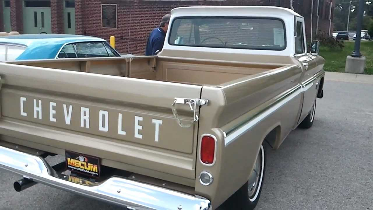 Truck 64 chevy truck for sale : 1964 Chevrolet C10 PickUp Truck - YouTube