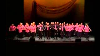 """""""Give Me a Choral Medley (A Singer's Spoof)"""" by Houston Choral Showcase"""