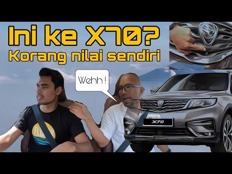 PROTON X70 - BEGINI KAH? KORANG TENGOK SENDIRI (EP. 1)