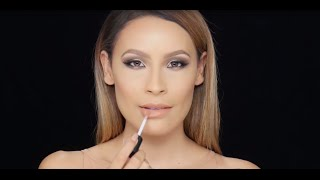 How To: Bare PRO Glam Tutorial With Desi Perkins by bareMInerals | Sephora
