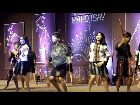 Stunning  Indian Tribal Dance Performace at Aadirang Mahotsav (Part-1)