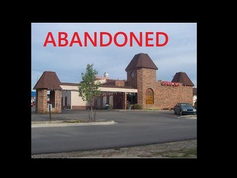 Abandoned Chinese Buffet Lapeer MI