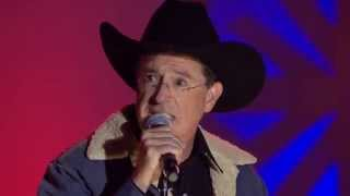Stephen Colbert Covering Toby Keith
