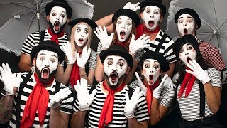 Vlog Squad Become Mimes For A Day