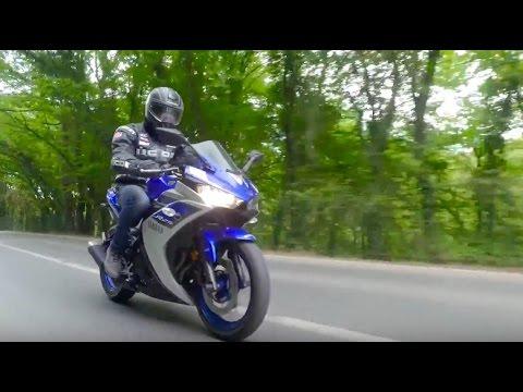 TEST | Yamaha YZF R25