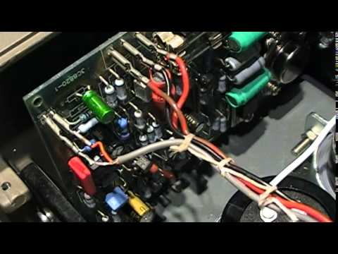 QUAD 405 with New Audio Boards Bill Sept 2014