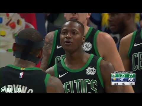 Terry Rozier Highlights vs Indiana Pacers (17 pts)