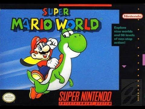 Super Mario World Video Walkthrough
