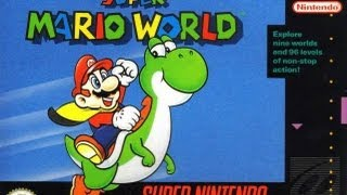 Super Mario World Video Walkthrough