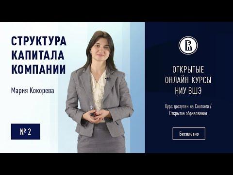 Структура капитала компании: Классификация источников финансирования #2