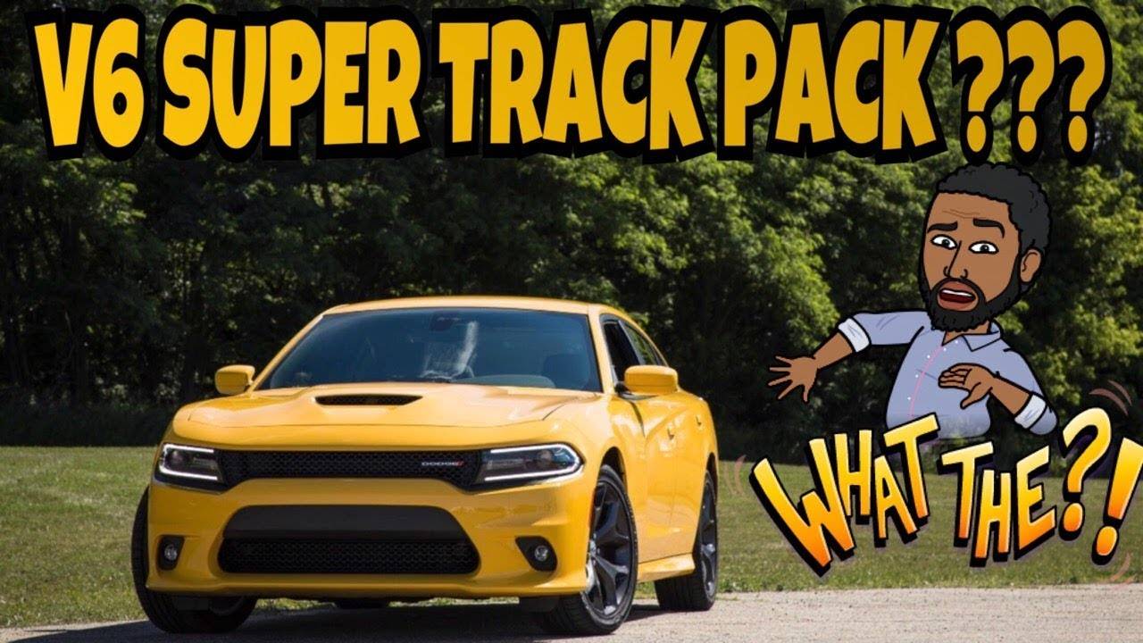 2019 Dodge Challenger >> 2018 DODGE CHARGER V6 SUPER TRACK PACK is it a FAIL?? - YouTube