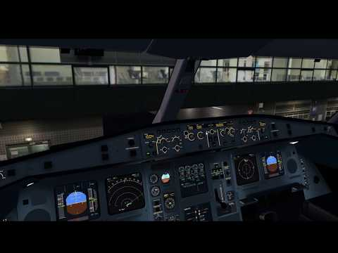 [FLight LH1152 / DLH1152] / [Let`s Fly out of Frankfurt to Mallorca for an Easter Weekend]