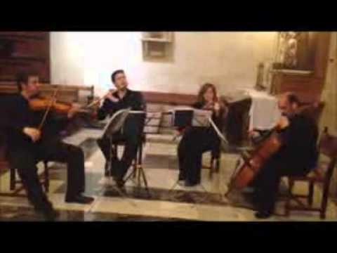 Música Express Bodas Murcia Cuarteto Musicos  Santiago  Ribera