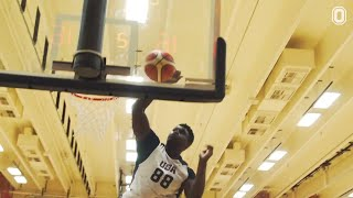 Zion has insane block & dunk! compared to charles barkley! top players react ????
