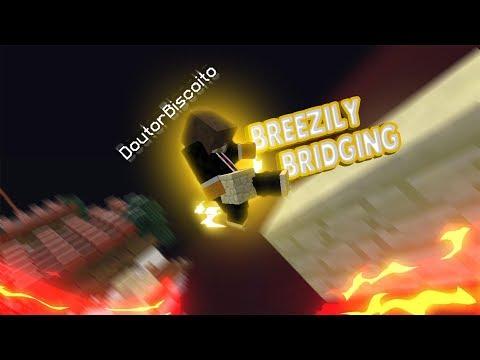 Minecraft | Tutorial Como Fazer: Breezilybridging
