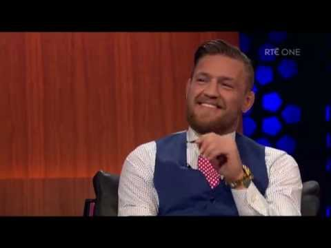 "Conor McGregor Is ""Too Damn Pretty"" 