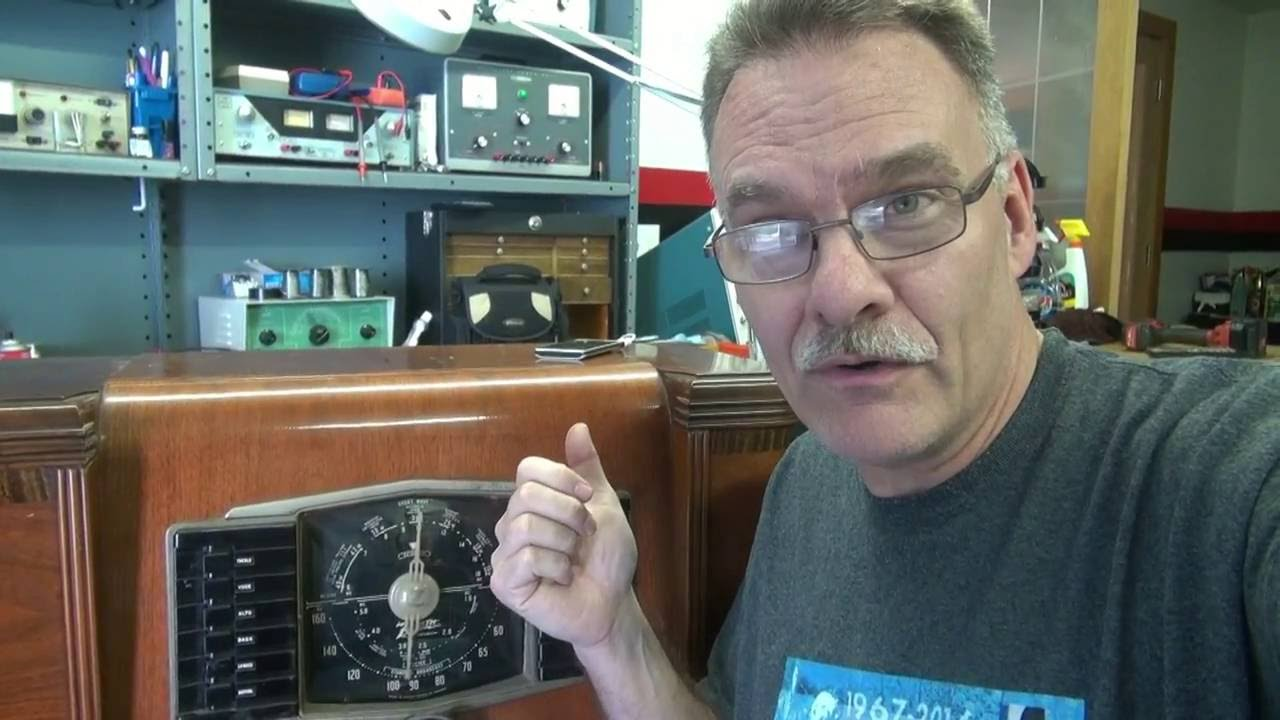 For Home Stereo Wiring Schematic Easy How To Add Mp3 Ipod Input To Vintage Tube Radio