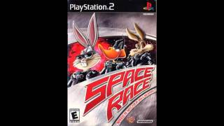 Looney Tunes: Space Race Music - The Asteroid Belt