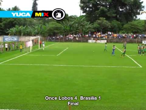 ONCE LOBOS VS BRASILIA FINAL