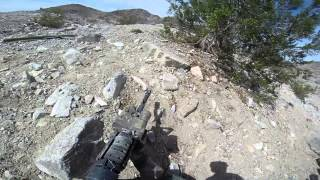 Gopro Infantry Marine Live Fire BREACH AND ASSAULT