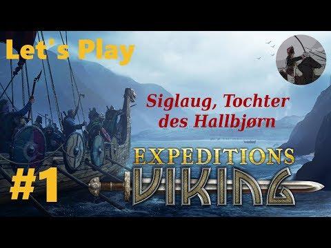 Let's Play History – Expeditions: Viking #1 Siglaug, Tochter des Hallbjørn