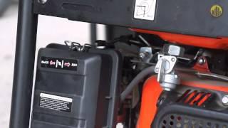 Бензиновый генератор Aurora AGE 7500 D(Обзор, тест, отзывы и работа бензиновых генераторов Aurora AGE 7500 D и 6500 D. Узнать подробную информацию об этих..., 2014-10-22T05:15:17.000Z)