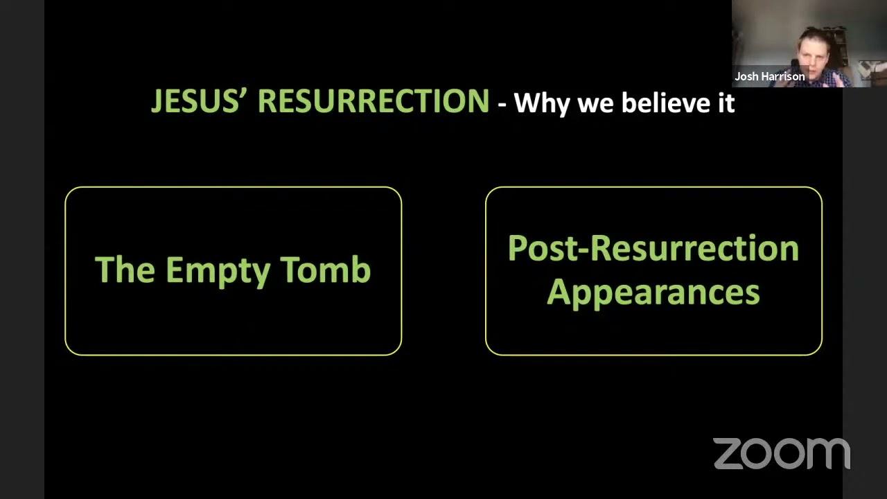 Resurrection - the Christian hope