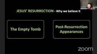 Resurrection the Christian hope