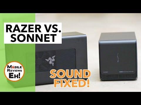 Sonnet eGFX Breakaway 650 vs Razer Core X - eGPU Comparison from YouTube · Duration:  7 minutes 57 seconds
