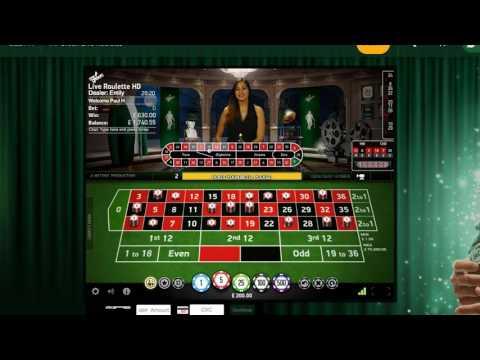 Video Roulette free £10 no deposit