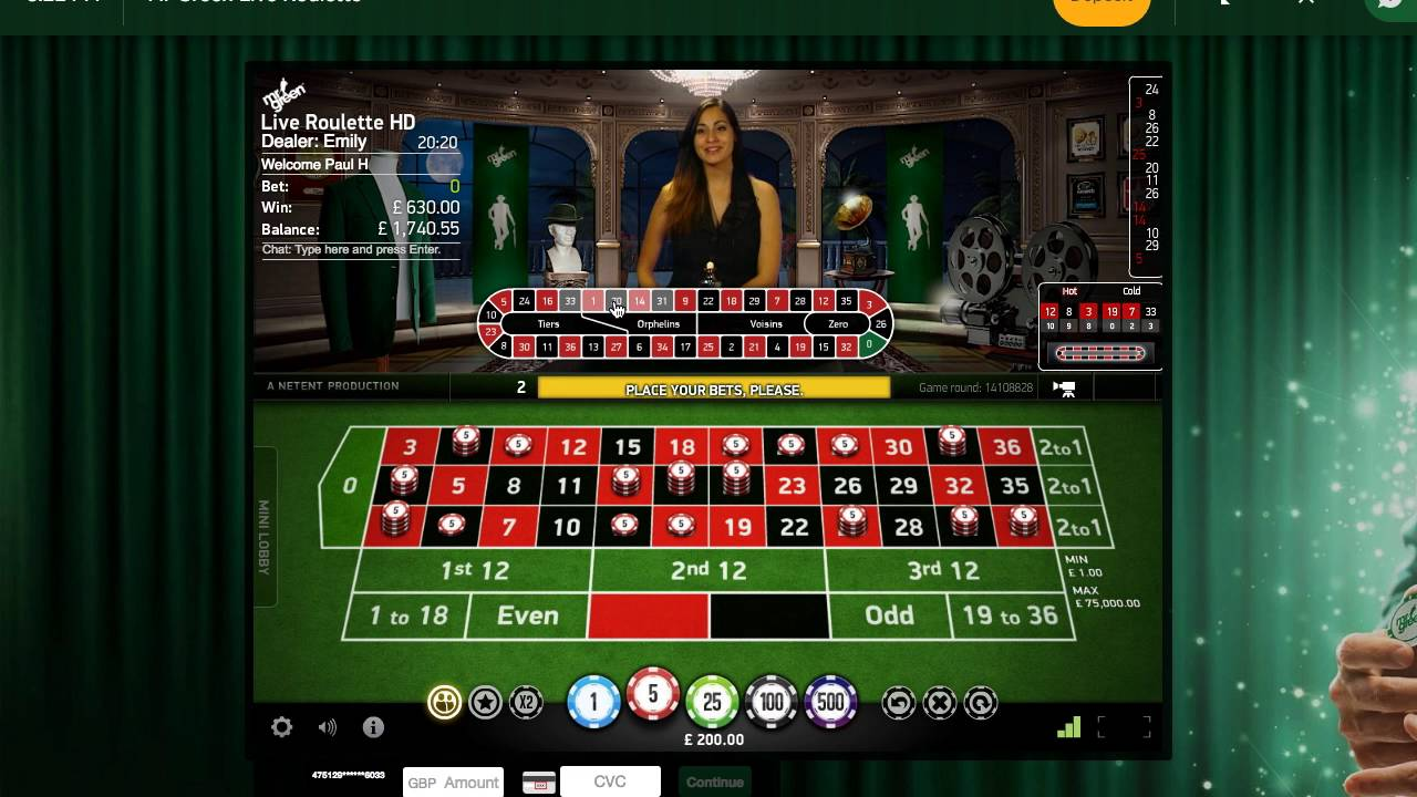 Free online roulette predictor