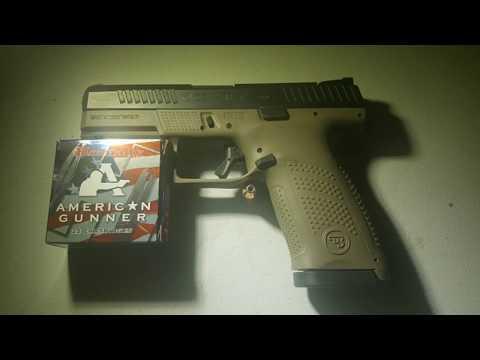 Hornady American Gunner 9mm+P 124 Grain XTP Gel Test