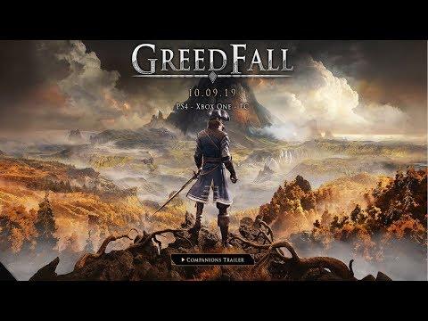 GreedFall  #Тернистый путь. Прохождение.